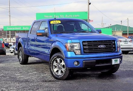 2014 Ford F-150 FX4 SuperCrew 4×4 – Springfield MO