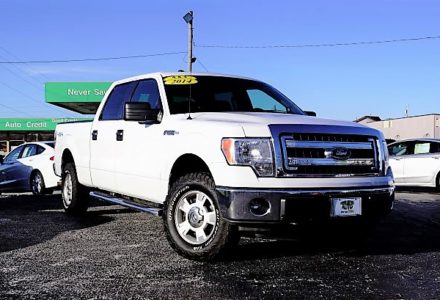 2014 Ford F-150 SuperCrew 4×4 – Springfield MO