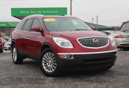2012 Buick Enclave AWD – Springfield MO