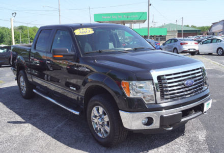 2012 Ford F-150 4×4 SuperCrew – Springfield MO