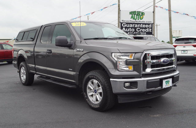 2017 Ford F-150 4x4