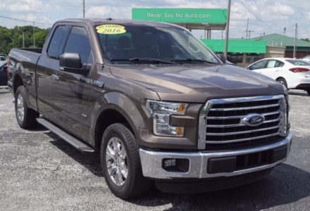 2016 Ford F-150 SuperCab – Springfield MO