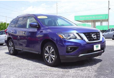2019 Nissan Pathfinder – Springfield MO
