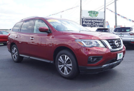 2017 Nissan Pathfinder – Bolivar MO