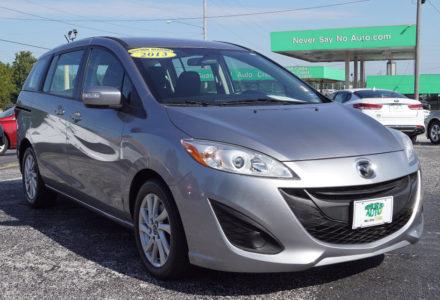 2013 Mazda5 Sport