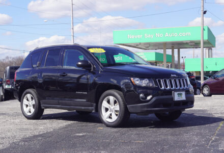 2016 Jeep Compass Sport 4×4 – Springfield MO