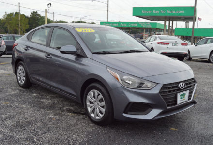 2018 Hyundai Accent – Springfield MO