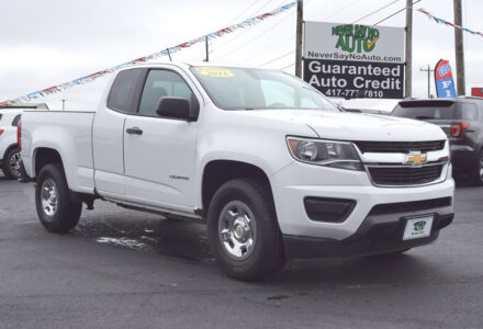 2016 Chevrolet Colorado – Bolivar MO