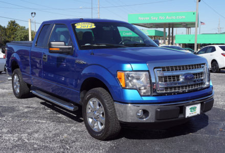 2014 Ford F-150 SuperCab – Springfield MO