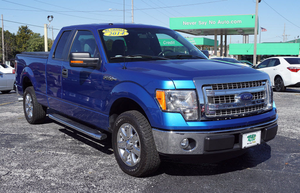 2014 Ford F-150 SuperCab