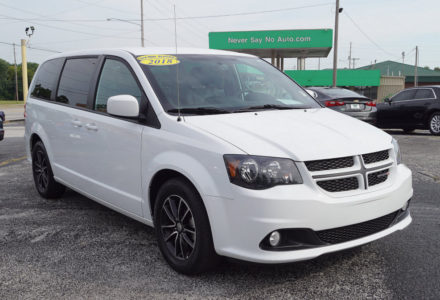 2018 Dodge Grand Caravan – Springfield MO
