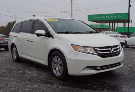 2014 Honda Odyssey EX-L – Springfield MO