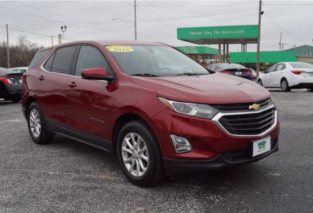 2018 Chevrolet Equinox – Springfield MO