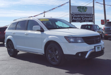 2018 Dodge Journey Crossroad – Bolivar MO