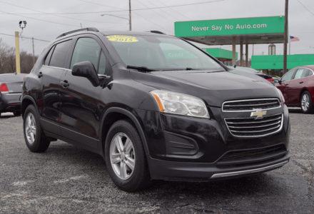 2015 Chevrolet Trax – Springfield MO