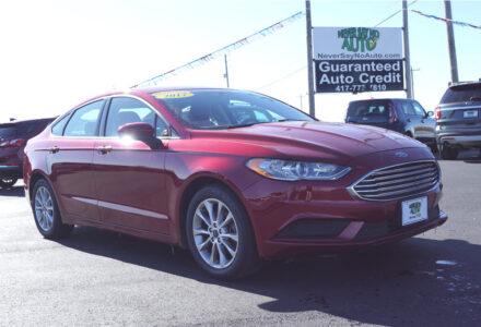 2017 Ford Fusion – Bolivar MO