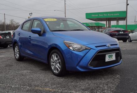 2018 Toyota Yaris – Springfield MO