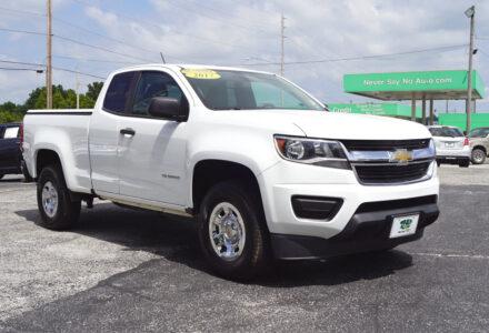 2017 Chevrolet Colorado Extended Cab – Springfield MO
