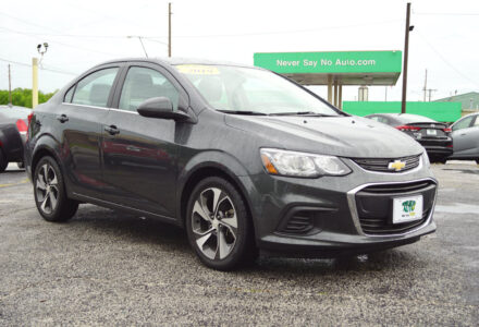2019 Chevrolet Sonic – Springfield MO