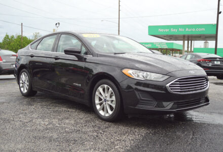 2019 Ford Fusion Hybrid – Springfield MO