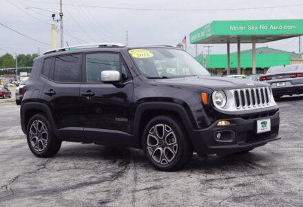 2016 Jeep Renegade – Springfield MO