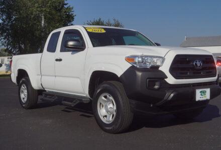 2016 Toyota Tacoma Extended Cab – Bolivar MO