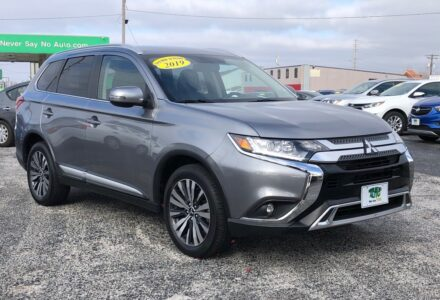 2019 Mitsubishi Outlander SEL AWD