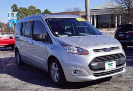 2016 Ford Transit Connect Wagon – Springfield MO