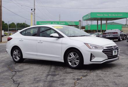 2020 Hyundai Elantra – Springfield MO
