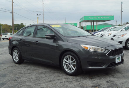 2015 Ford Focus – Springfield MO