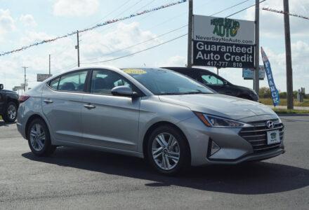 2020 Hyundai Elantra – Bolivar MO