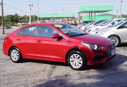 2019 Hyundai Accent – Springfield MO