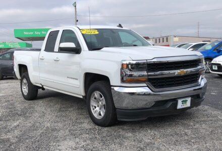 2018 Chevrolet Silverado Double Cab – Springfield MO