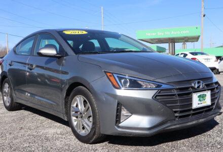 2019 Hyundai Elantra – Springfield MO