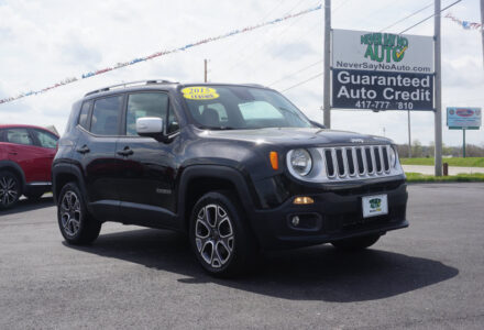 2015 Jeep Renegade 4x4
