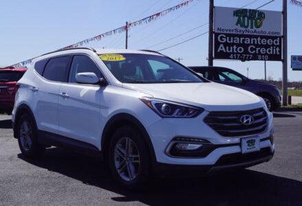 2017 Hyundai Santa Fe Sport AWD – Bolivar MO