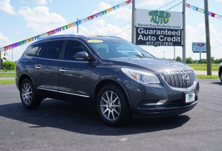 2014 Buick Enclave AWD – Bolivar MO