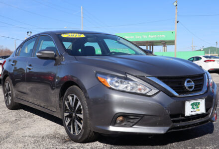 2018 Nissan Altima – Springfield MO