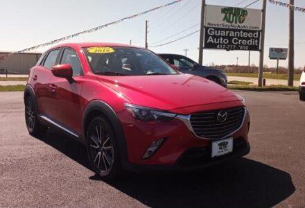 2016 Mazda CX-3 – Bolivar MO