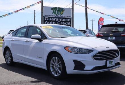 2019 Ford Fusion Hybrid – Bolivar MO