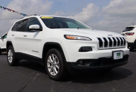 2018 Jeep Cherokee Latitude 4×4 – Bolivar MO