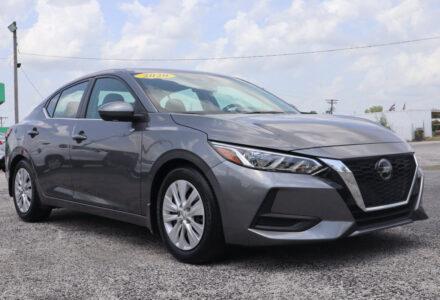 2020 Nissan Sentra – Springfield MO