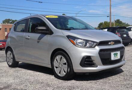 2017 Chevrolet Spark – Springfield MO