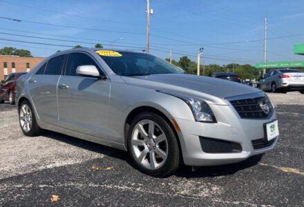 2013 Cadillac ATS – Springfield MO