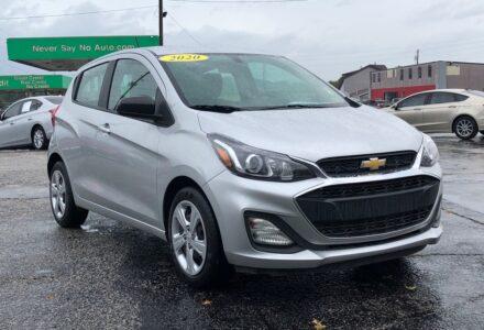2020 Chevrolet Spark – Springfield MO