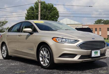 2017 Ford Fusion Hybrid – Springfield MO