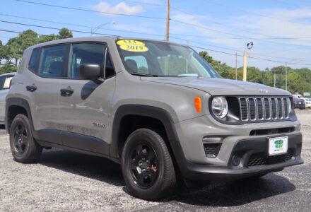 2019 Jeep Renegade Sport 4×4 –  Springfield MO