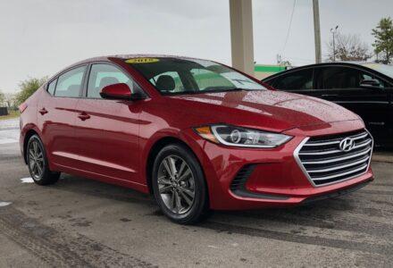 2018 Hyundai Elantra – Springfield MO